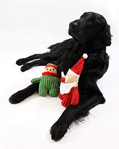 Picture of Midlee Christmas Corduroy Dog Toy (Elf)