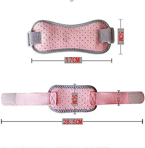 Einstellbarer Tibia-Stabilisator Integriertes Meniskus-Stabilisierungsband Mit Silikonstreifen Knieschoner JERPOZ 1 Paar Kniest/ützen Color : Beige