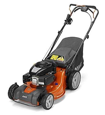 Husqvarna L321AHE Lawn Mowers, Orange/Gray