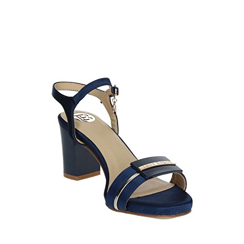 Bleu Laura 639 Sandale Femme Biagiotti R4qc4xwY