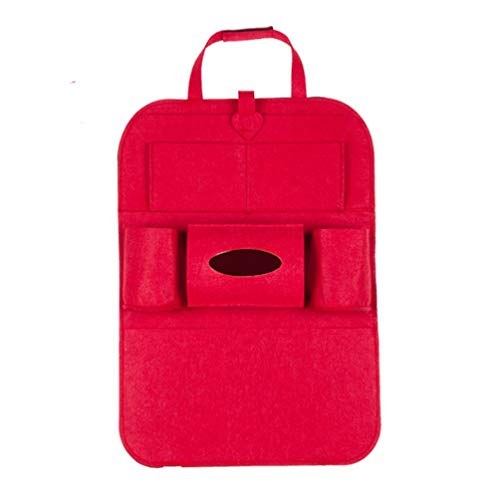 WUWUKAI Car Accessories Car Storage Bags Storage Bags Multifunctional Seats Back Bags,G: