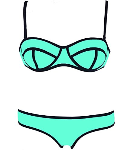 Leefi Structured Swimsuit Swimwear Beachwear
