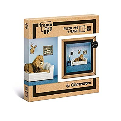 Clementoni Puzzle Frame Me Up Master Of The House 250 Pezzi Multicolore 38500