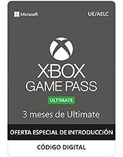 Sólo €16,99: Suscripción Xbox Game Pass Ultimate 3 Meses