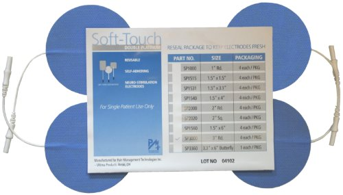 Soft Touch TENS Electrodes Round product image