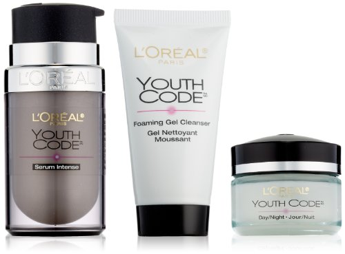 L'Oreal Paris Youth Code Power Trio Kit - Buy Online in UAE. | Beauty Products in the UAE - See Prices, Reviews and Free Delivery in Dubai, Abu Dhabi, ...