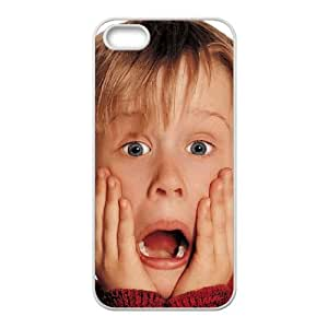 Home Alone iPhone 5 5s Cell Phone Case White hpft