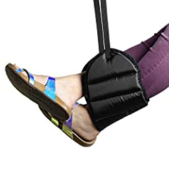 TRAVEL IN COMFORT with Starkio              We have all travelled on Long Haul flights in Coach, feeling cramped and uncomfortable just wishing the flight would end.Then when the flight does end, you can't put your shoes back ...