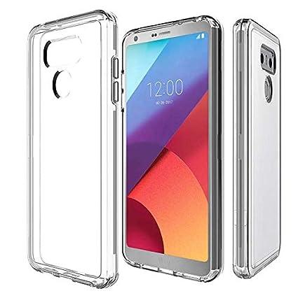 XCYYOO Funda LG G6, Carcasa LG G6 Absorcion de Choque Cojín ...