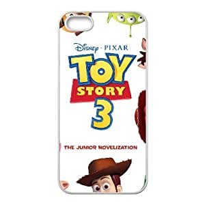 Toy Story 3 iPhone 4 4s Cell Phone Case White as a gift L1059515