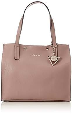 GUESS Hwvg6778230, Shoppers y bolsos de hombro Mujer, Marrón (Rosewood), 17.5x31x35 cm (W x H L)
