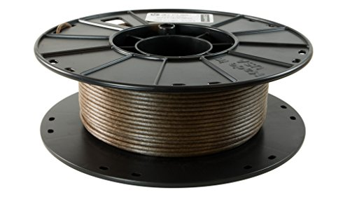 3D-Fuel 3D-Fuel Entwined Hemp-Infused PLA 3D Printer Filament 500g spool 1.75mm +- 0.05mm Made in USA