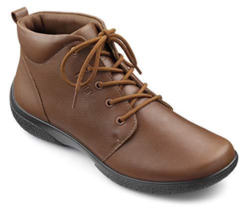 Hotter Ellery Extra Wide Women's Boot Brown (Dark Tan)