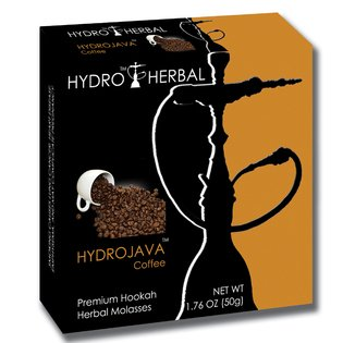 Hydro Herbal 50g Coffee Hookah Shisha Tobacco Free Molasses