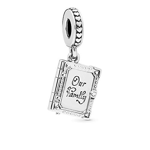 PANDORA Family Book 925 Sterling Silver Charm - 798105
