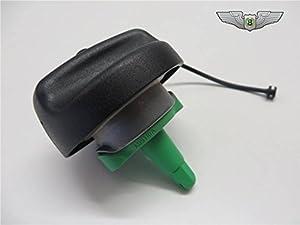 BMW Genuine Locking Anti Theft Fuel Tank Filler Sealing Cap 16117222330