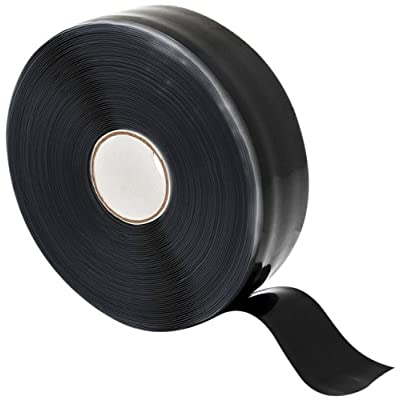 X-Treme Tape TPE-X36ZLB Silicone Rubber Self Fusing Tape