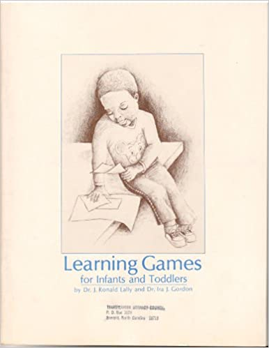 Learning Games for Infants and Toddlers