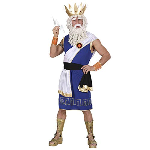 Zeus Costume Large For Toga Party Rome Sparticus Fancy -