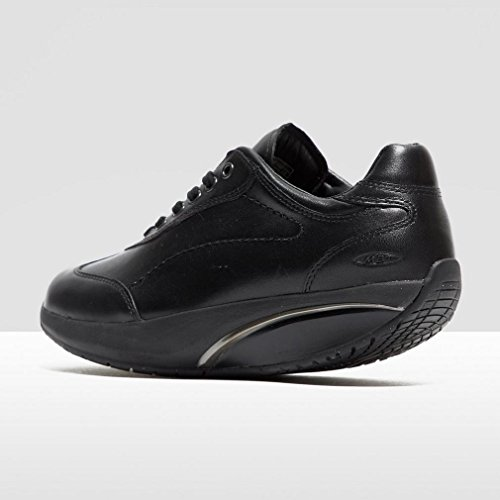 Mbt Vrouwen Pata 6s W Sneaker, Zwart Zwart (zwart Nappa)
