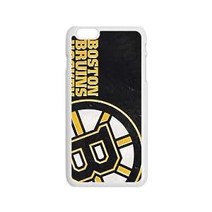 Boston Bruins Hockey Design Fashion Comstom Plastic case cover For Iphone 6