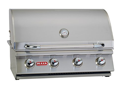 Bull Outdoor Products 26039 Natural Gas Outlaw Drop-In Grill Head (Outdoor Built In Bbq Grills compare prices)