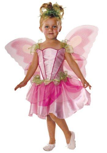 Springtime Fairy Childrens Costumes (Springtime Fairy Child Costume - Toddler (2T-4T) by WonderCostumes)