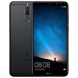 Huawei Mate 10 Lite RNE-L21 64GB/4GB Dual Sim - Factory Unlocked - International Version - GSM ONLY, NO CDMA - No Warranty in the US (Graphite Black)