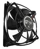 ARCTIC F12 PWM Fluid Dynamic Bearing Case Fan, 120mm PWM Speed Control, 74CFM at 22dBA