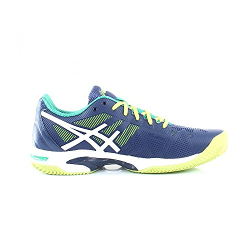 ASICS Gel-Solution Speed 2 Clay Mens Tennis Shoes E601N Sneakers Trainers Indigo Blue White 5001 how much for sale buy cheap exclusive cheap sale footlocker pictures eakmKD