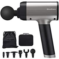 MaxKare Deep Tissue Muscle Percussion Massage Gun With 3 Auto Modes