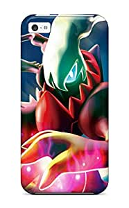 Nora K. Stoddard's Shop 3987097K68281572 Top Quality Rugged Pokemon Case Cover For Iphone 5c