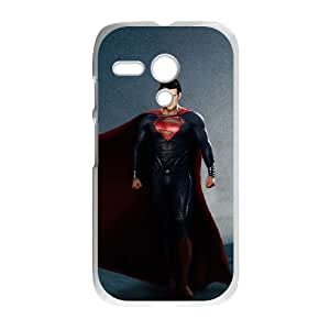 Superman Motorola G Cell Phone Case White