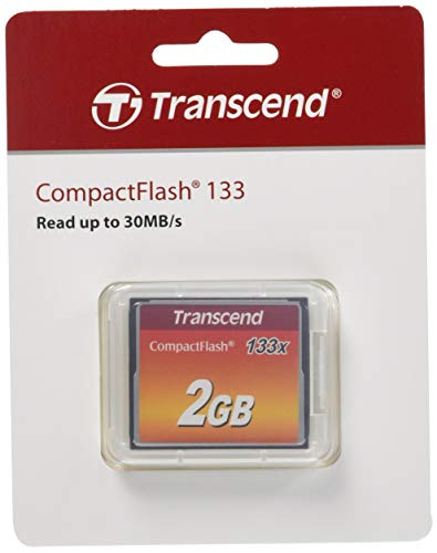 Transcend 2 GB 133x CompactFlash Memory Card ()