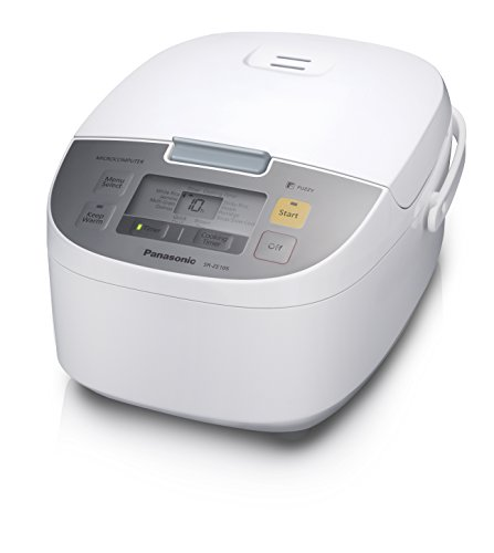 PANASONIC Electric Rice Cooker/Steamer SR-ZE105 (5 cup)