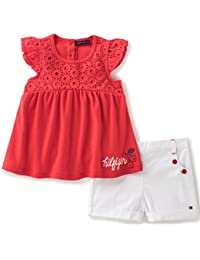 Sensational Amazon Com 3 6 Mo Clothing Baby Girls Clothing Shoes Jewelry Short Hairstyles For Black Women Fulllsitofus