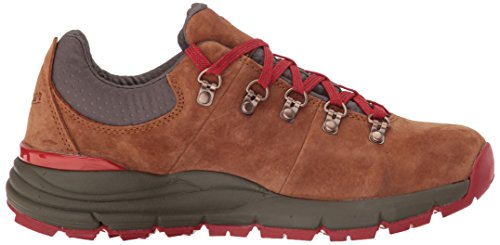 Danner Women's Mountain 600 Low 3'' Hiking Boot, Brown/Red, 7 M US by Danner (Image #7)