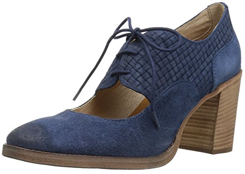 Oxford Nash Patricia Womens Blue Agata Pump BgqWUIwqZ