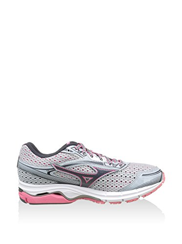 Mizuno Zapatillas de Running Wave Legend 3 Wos Gris / Azul EU 41.5 (US 10.5)