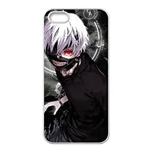 Tokyo Ghoul iPhone 5 5s Cell Phone Case-White KO2584333