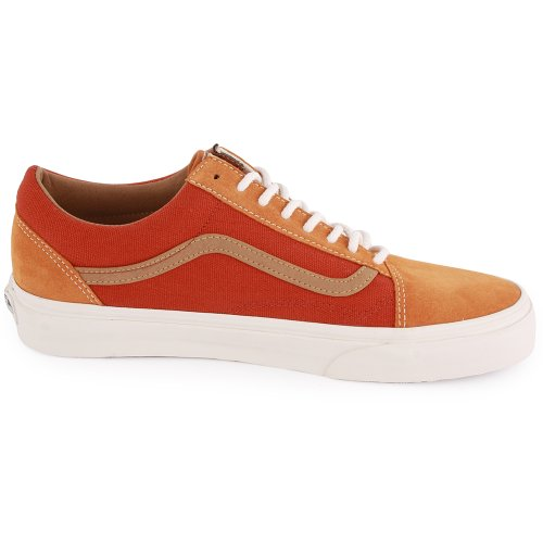 Mixed Shoes Vans Adult Marrone Old Skool qwqtpTU1