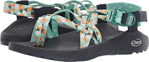 Chaco Women's Zcloud X2 Sport Sandal, Speck Katydid, 5 W US (Buckle Wrap Around)
