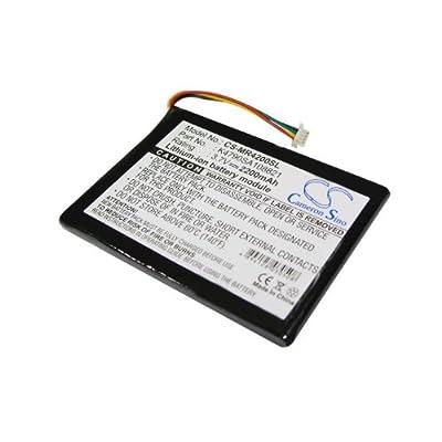 vintrons 2200mAh Battery For Magellan Maestro 4200, Maestro 4210, Maestro 4250,