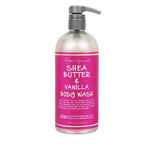 Renpure Body Wash Shea Butter & Vanilla Body Wash 24 Ounce