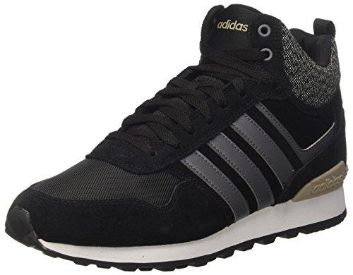 adidas Herren 0xt WTR Mid Hohe Sneaker Schwarz (Core Black/grey Five /trace Khaki )