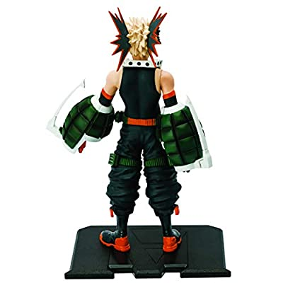 ABYstyle My Hero Academia - Katsuki Bakugo Figurine (SFC Figure #002): Toys & Games