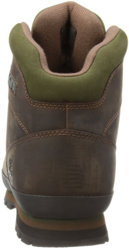 Homme Timberland Hiker Chukka Leather Bottes Brown Euro qPUHP1FwXx