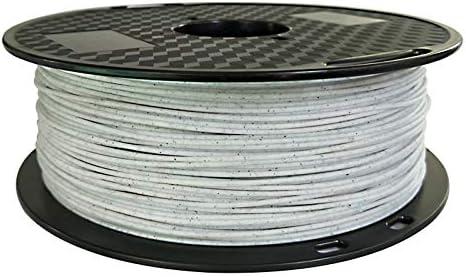 XuBaoFu, 2019 Material del Alambre de Piedra del filamento PLA 1.75mm 1KG / 0.1KG del mármol del filamento de la Impresora 3D (Color : Marble 100G)