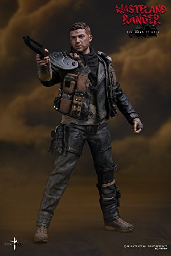 Virtual Toys VTS Wasteland Ranger Crazy Racer Mad Max Fury Road Tom Hardy 1/6 Scale VM-014