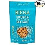 CHICKPEA, SEA SALT , Pack of 10